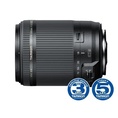 Objektív Tamron AF 18-200mm F/3.5-6.3 Di II VC pre Nikon B018N