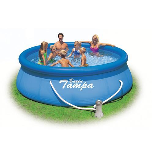 Bazén Marimex Tampa 3,05 x 0,76 m + kartušová filtrácia 10340014