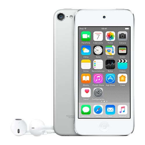 Apple iPod touch 128GB - Silver MKWR2HC/A