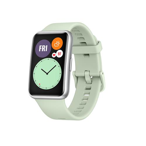 Huawei Watch Fit zelený 55025877