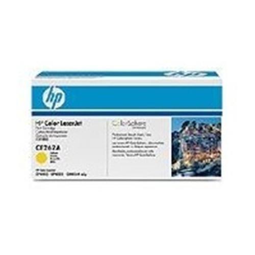 Toner HP CE262A Yellow pre LaserJet CP4525, 110 00 strán