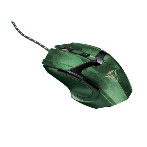 Myš TRUST GXT 101D Gav Optical Gaming Mouse - junglle camo 22793