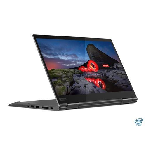 "Lenovo TP X1 YOGA 5th i5-10210U 4.1GHz 14.0"" FHD 400NT TOUCH lesklý UMA 8GB 256GB SSD 4G/LTE FPR W10Pro šedý 3yOS 20UB002MCK"