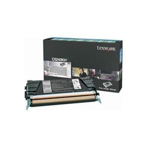 Toner LEXMARK black C524/C534 8000 stran C5240KH