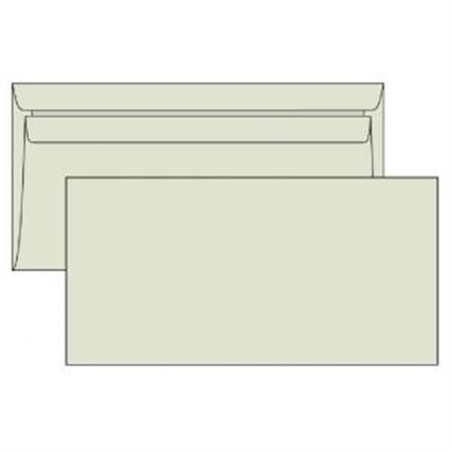 Poštové obálky DL samolepiace recyklované LETTURA 1000 ks OB501020