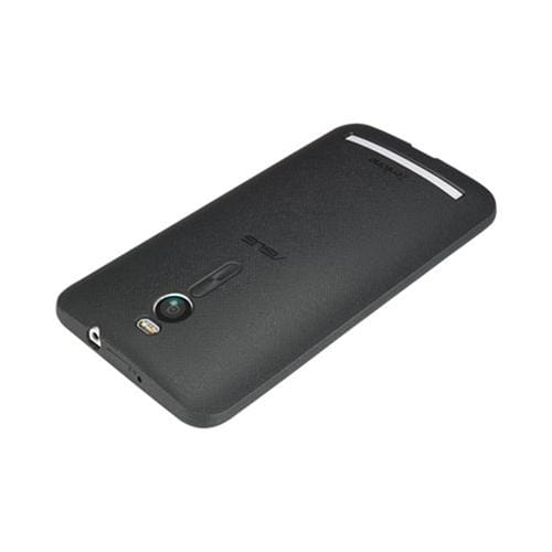 Asus ZenFone 2 Bumper Case pre ZE500CL, čierny 90XB00RA-BSL2S0