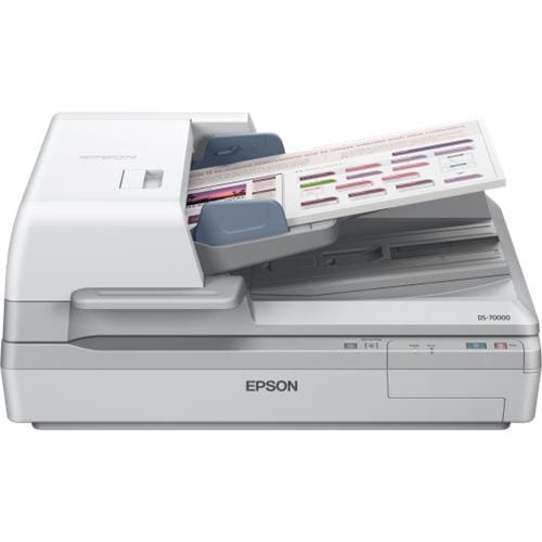 Skener EPSON WorkForce DS-70000 - A3/600x600dpi/ADF/duplex/optionNet B11B204331