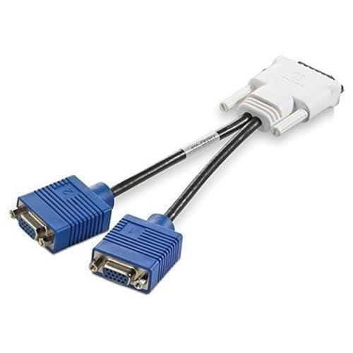 HP káblová spojka DMS-59 to Dual VGA GS567AA