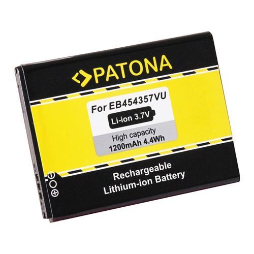 PATONA batéria pre mobilný telefón Samsung EB454357VU 1200mAh 3,7V Li-Ion PT3107