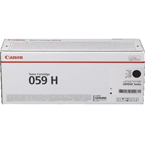 toner CANON CRG-059H black i-SENSYNS LBP852Cx (15.500 str.) 3627C001