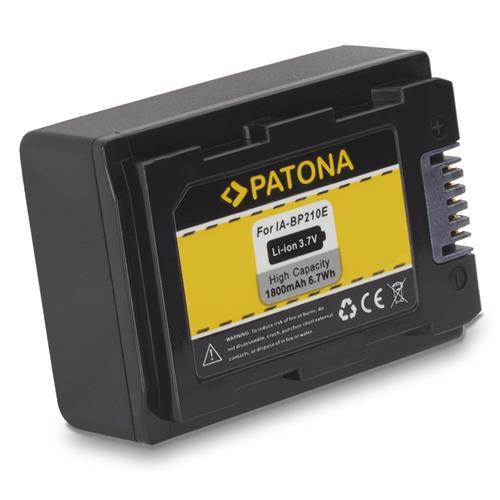 PATONA batéria pre foto Samsung IA-BP210E 1800mAh PT1125