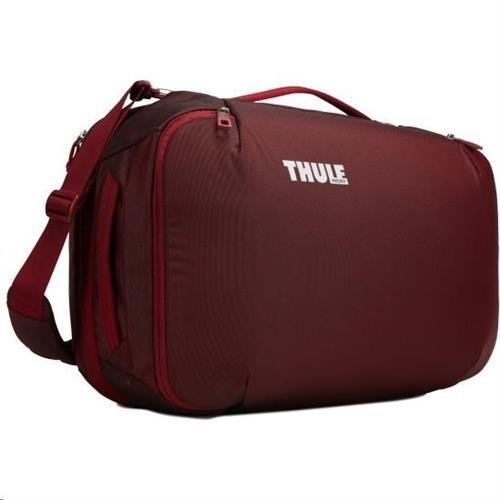 THULE cestovná taška / batoh Subterra, 40 l, vínovo červená TL-TSD340EMB