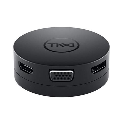 Dell Mobilný adaptér USB-C – DA300 492-BCJL