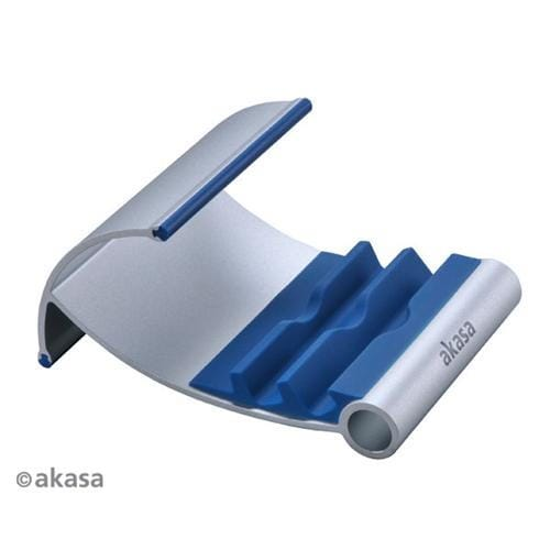 Akasa LEO stojan pre tablet/iPad modrý AK-NC054-BL