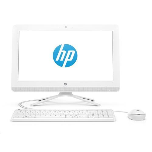 HP 20-c406nc AiO J4005/4GB/1TB/DVD/2RServis/W10 4JX37EA#BCM