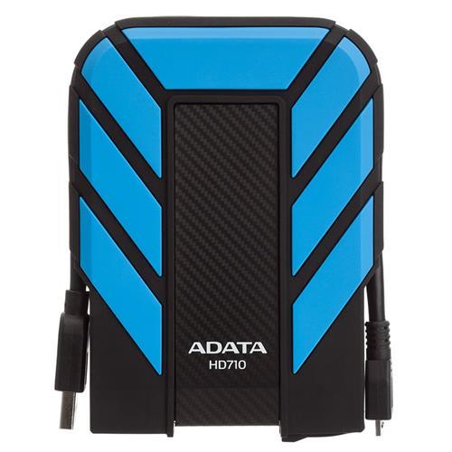 Ext. HDD ADATA HD710P 1TB 2.5'' HDD 3.1 modrý AHD710P-1TU31-CBL