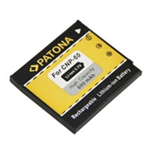 PATONA batéria pre foto Casio NP-60 600mAh PT1026