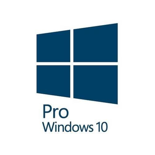 Licencia OEM MS Windows 10 Pro 64Bit English FQC-08929