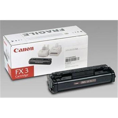 Toner CANON FX-3 black L200/220/240/250/260i/280/290/350 1557A003