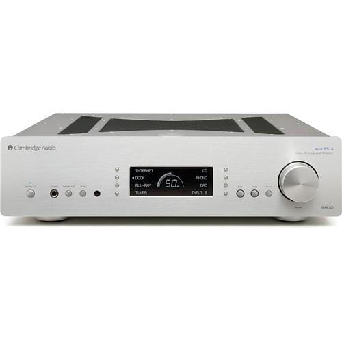 Zosilňovač CA Azur 851A high-end integrovaný stereo zosilňovač - strieborný C10469K