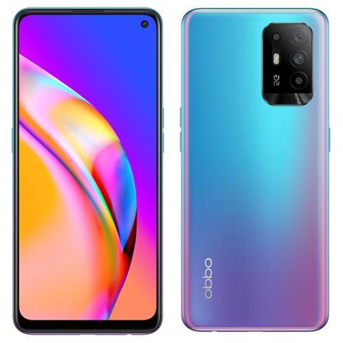 OPPO Reno5 Z 8GB+128GB 5G Cosmo Blue 5997534.CB