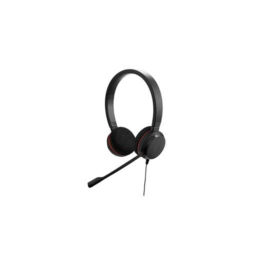 Headset Jabra Evolve 30, duo, Jack 14401-21