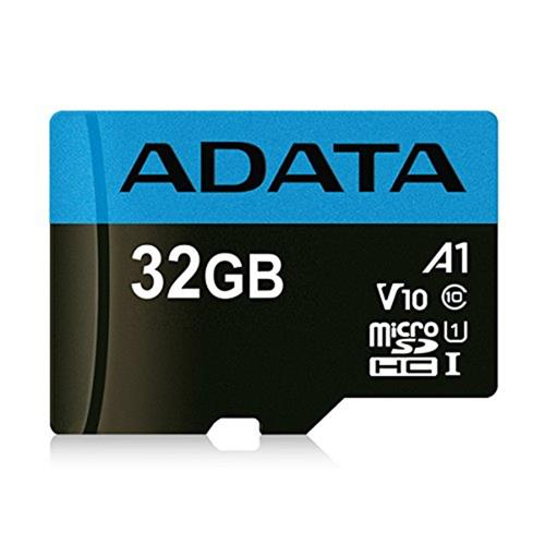 ADATA 32GB microSDHC/SDXC UHS-I Premier class 10 Ultra High Speed AUSDH32GUICL10A1-R