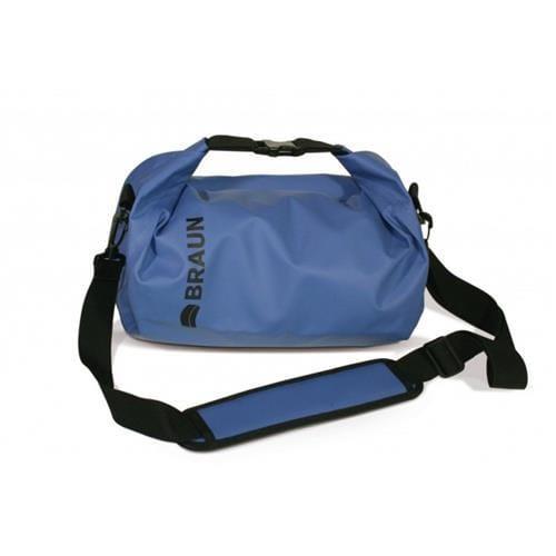 BRAUN vodotesný vak SPLASH Bag (30x15x16,5cm, modrý) 84004