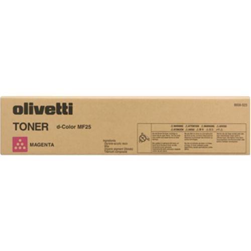 Toner OLIVETTI B0535 d-Color MF 25 magenta