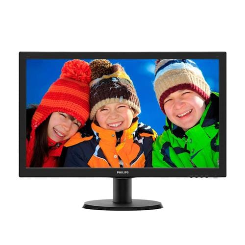 Monitor Philips 243V5LHSB, 24'', LED, FHD, HDMI 243V5LHSB/00