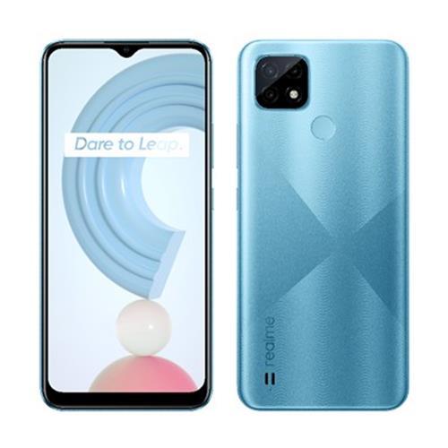 Realme C21 3GB+32GB Modrý RMX3201.BL