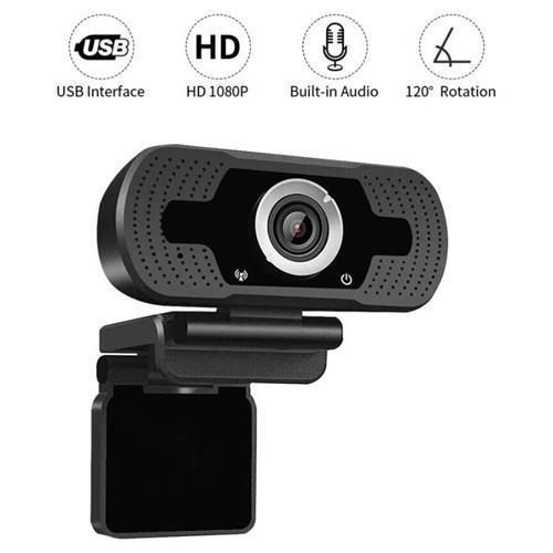 MANTA W173, Webkamera 1080p s mikrofónom
