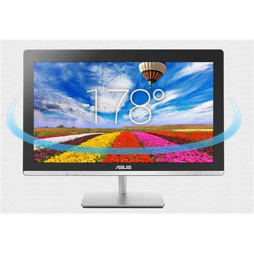 "AiO PC ASUS Vivo V230IC i3-6100T (3.20 GHz) 23,0"" FHD UMA 4GB 1TB+8GB SSHD DVD-RW WL Cam W10 Klávesnica CS+myš V230ICUK-BC471X"