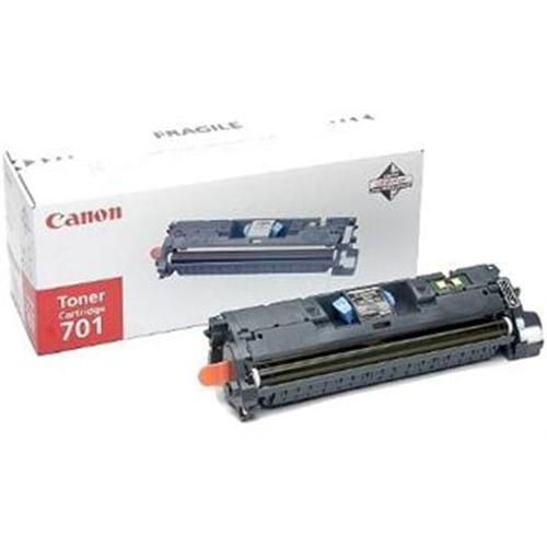 Toner CANON CRG-701 black LBP 5200, MF 8180C 9287A003