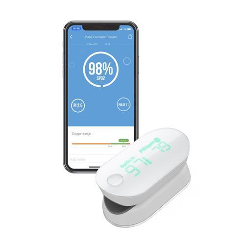 iHealth AIR PO3 Wireless Pulse Oximeter IH-PO3