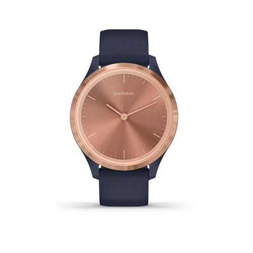 Garmin vivomove 3S Navy Rose Gold  Silicone 010 02238 23