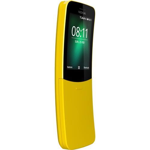 Nokia 8110 4G Dual SIM Yellow 16ARGY01A15