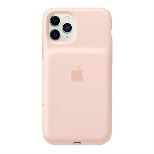 Apple iPhone 11 Pro Smart Battery Case with Wireless Charging - Pink Sand MWVN2ZM/A