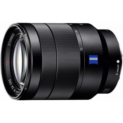 Sony objektív SEL-55F18Z Sonnar T* FE 55 mm F1,8 SEL55F18Z.AE