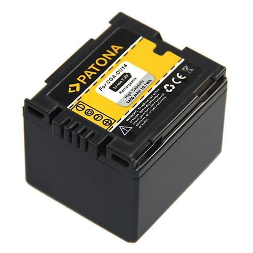 PATONA Aku Panasonic CGA-DU14 1400mAh Li-Ion PT1045