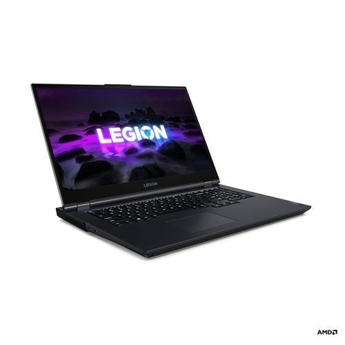 "Lenovo IP LEGION 5 17ACH6H Ryzen 7 5800H 17.3"" FHD matný NVIDIA RTX 3060/6GB 16GB 1TB SSD kb-light W10 čierny 2y MI 82JY001GCK"
