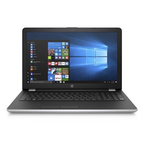 HP 15-bw005nc, A6-9220 DUAL, 15.6 HD ANTIGLARE, 4GB DDR4 1DM, 128GB SSD, DVD-RW, W10, NATURAL SILVER 1TU70EA#BCM