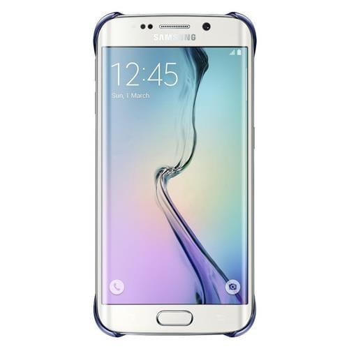 Samsung ochranný kryt EF-QG925B na Samsung Galaxy S6 Edge (SM-G925F), čierny EF-QG925BBEGWW