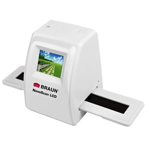 BRAUN foto skener NovoScan LCD (5Mpx / 1800dpi) RS34520