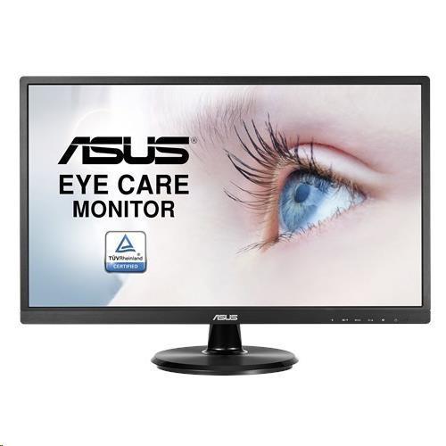 Monitor ASUS VA249HE - 24'', LCD, Full HD, 16:9, VA, HDMI 90LM02W1-B02370