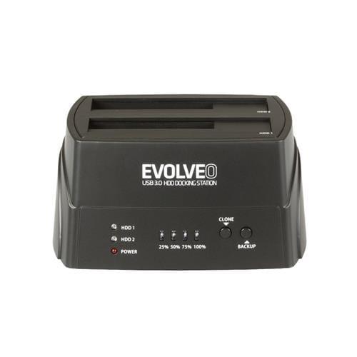 EVOLVEO HDD dokovacia stanica, USB 3.0 BN-D4U3P