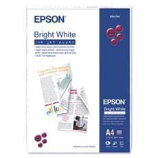 Papier EPSON S041749 Bright White Ink Jet, DIN A4, 90g/m2, 500ks