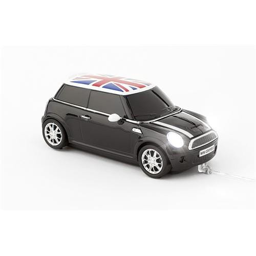 Myš CLICK CAR MOUSE Mini Cooper S astro black (USB Wired)