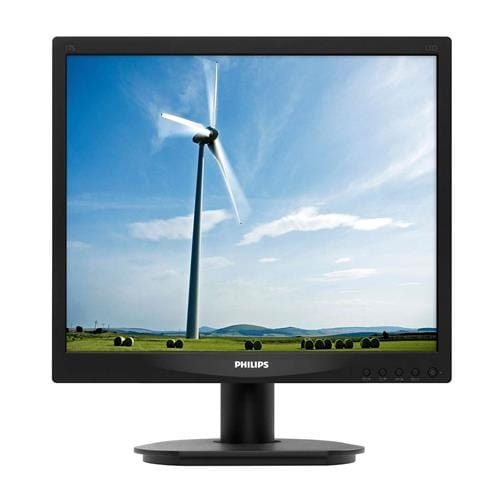Monitor Philips LCD 17S4LSB 17/1280x1024/5ms/20mil:1/DVI/LED