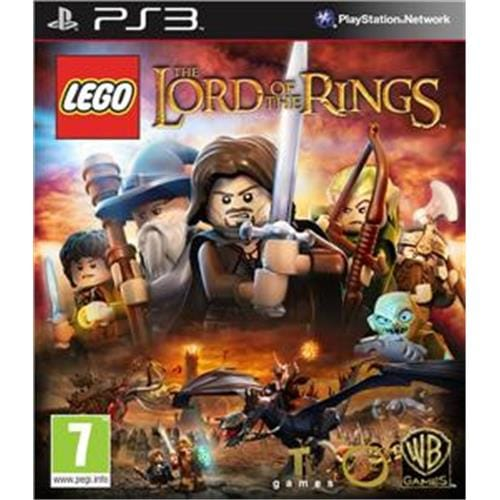 PS3 hra - LEGO LORD OF THE RINGS